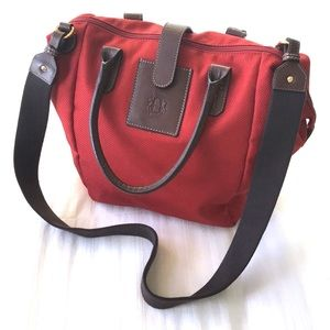 Roeckl Recycled Bottle Bag - Red